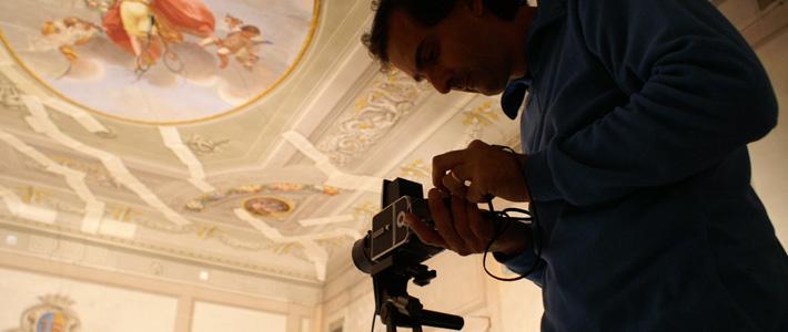 Campagna fotografica Palazzo Strozzi Sacrati Firenze